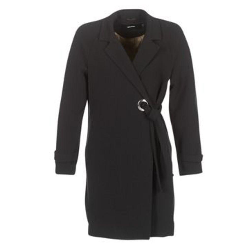 Vero Moda  VMBETTE  women's Coat in Black