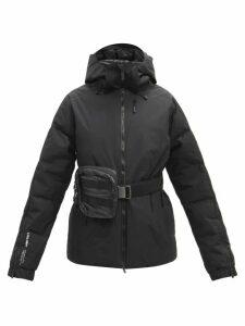 Christian Louboutin - Trashmix Spike Embellished Leather Clutch - Womens - Light Pink
