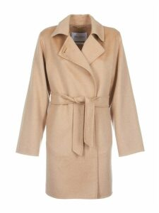 Max Mara Wrap-around Coat