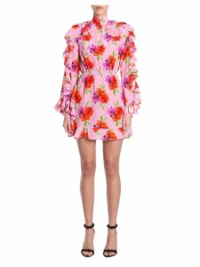 MSGM Print Short Dress