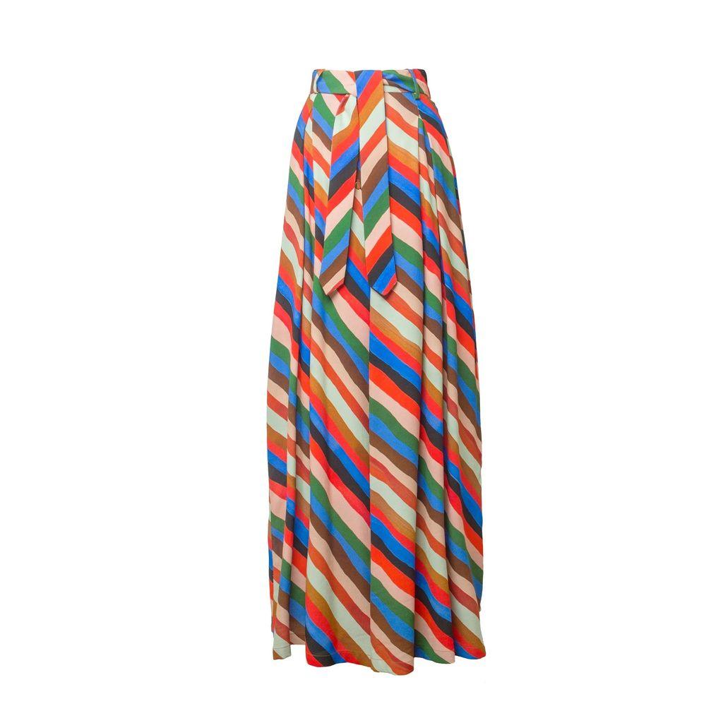 Bo Carter - Felberta Asymmetric Dress