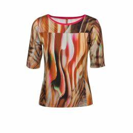 Nissa - Denim Skirt with Ruffles