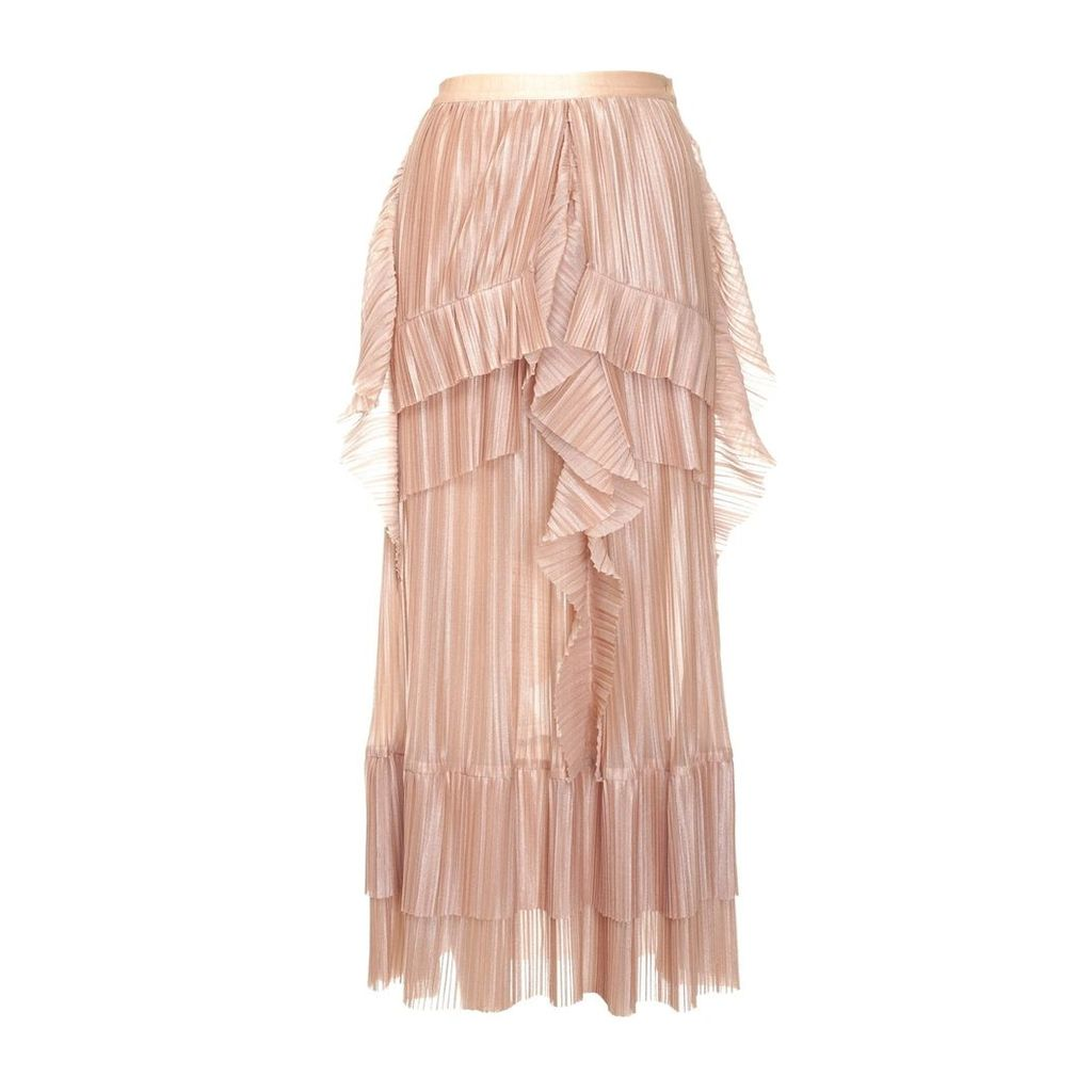 JIRI KALFAR - Rose Gold Skirt