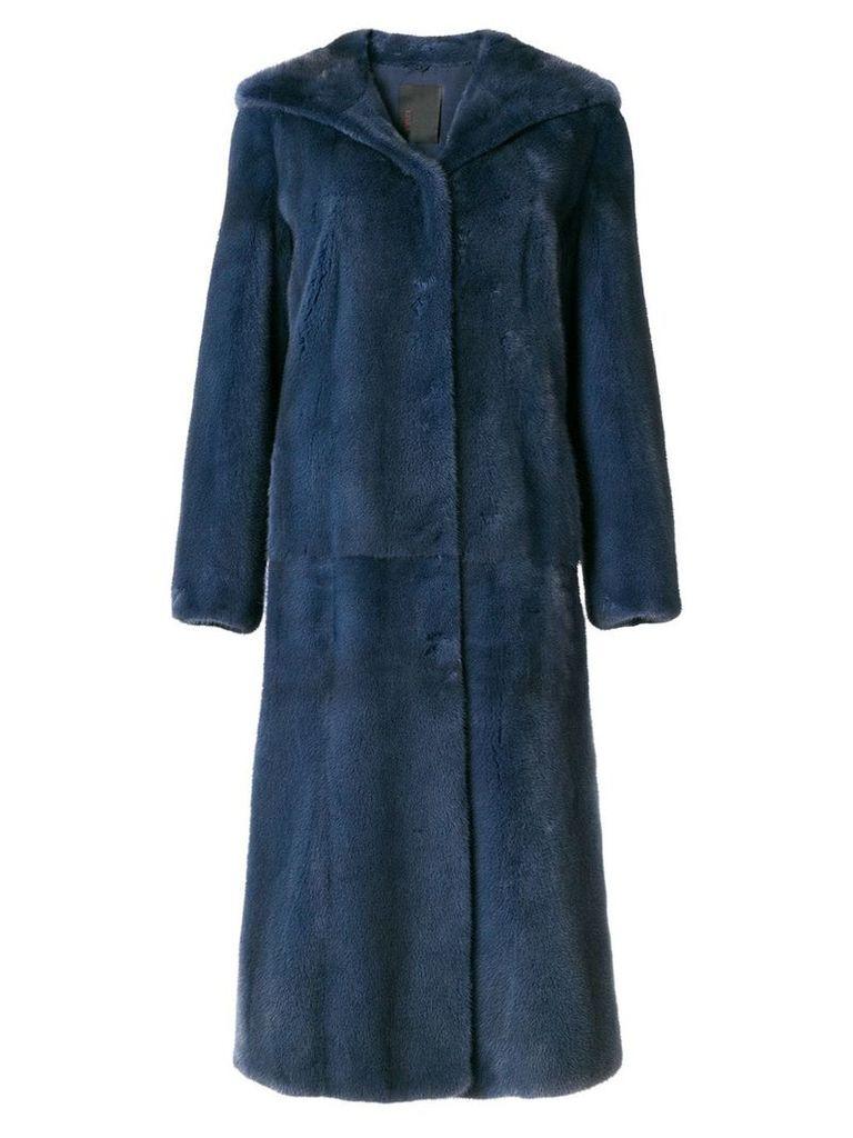 Liska Leonina coat - Blue