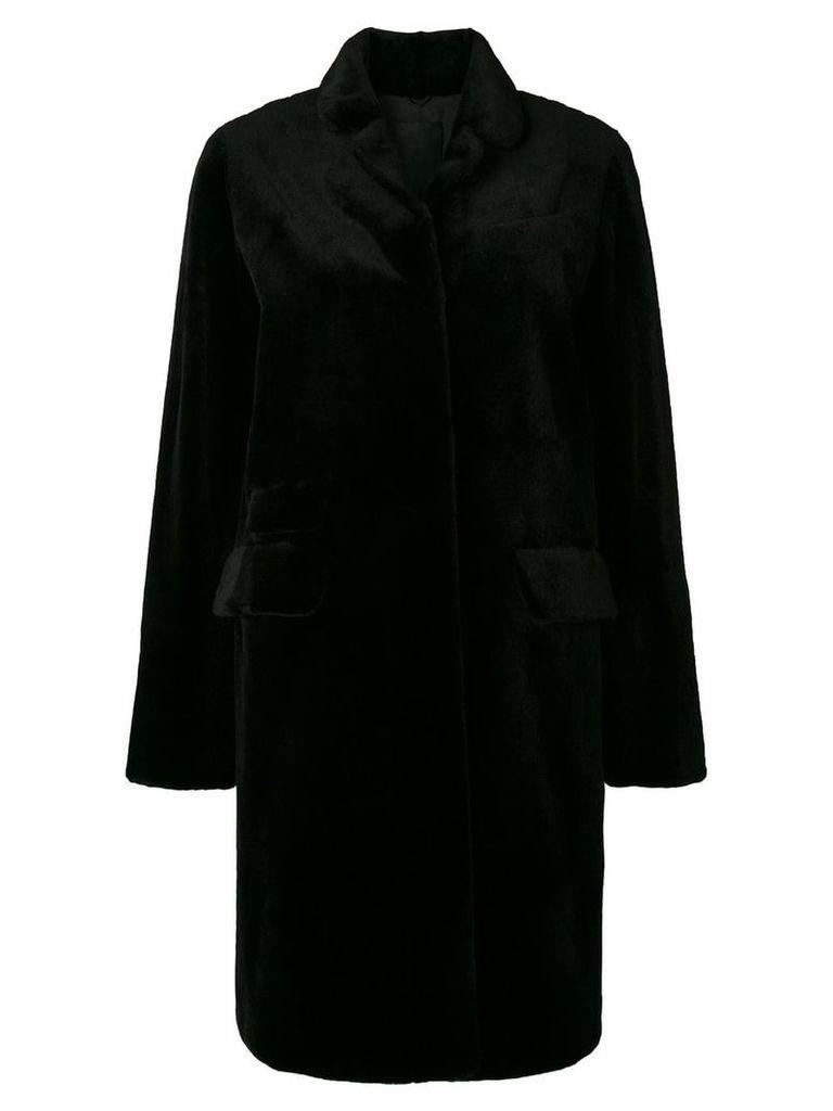 Liska Hyrmes coat - Black