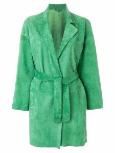 Sylvie Schimmel Gabrielle coat - Green
