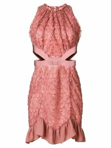 Three Floor Henna dress - Pink
