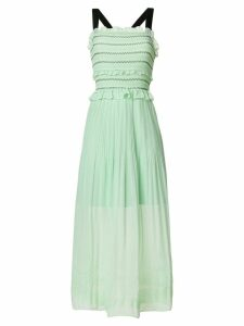 Three Floor Springfall dress - Green
