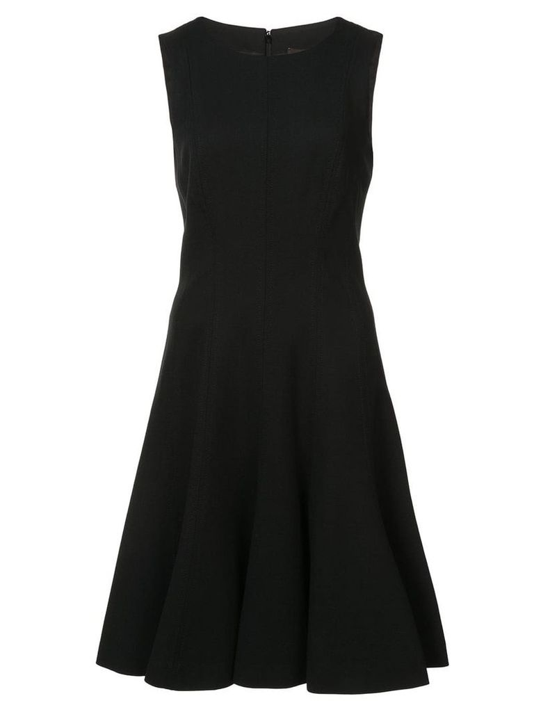 Carolina Herrera A-line dress - Black