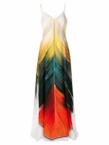 Mary Katrantzou long printed dress - Multicolour