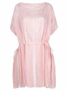 Lemlem striped beach dress - Pink