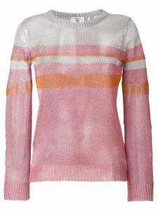 Rossignol laminated jumper - Pink