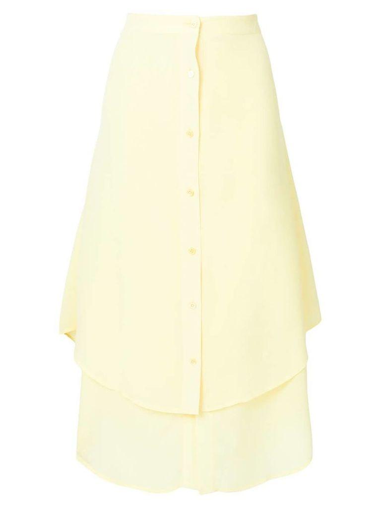 Sies Marjan high-waisted skirt - Yellow