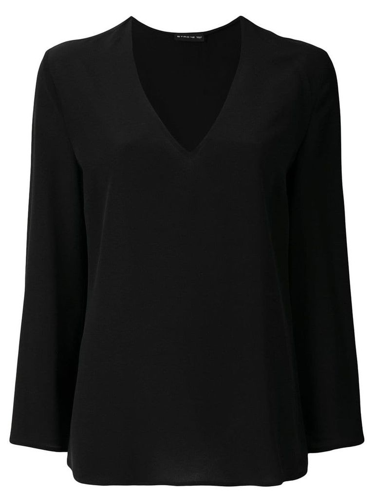 Etro Juju blouse - Black