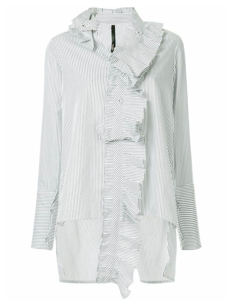 Taylor Adorned Signify shirt - White