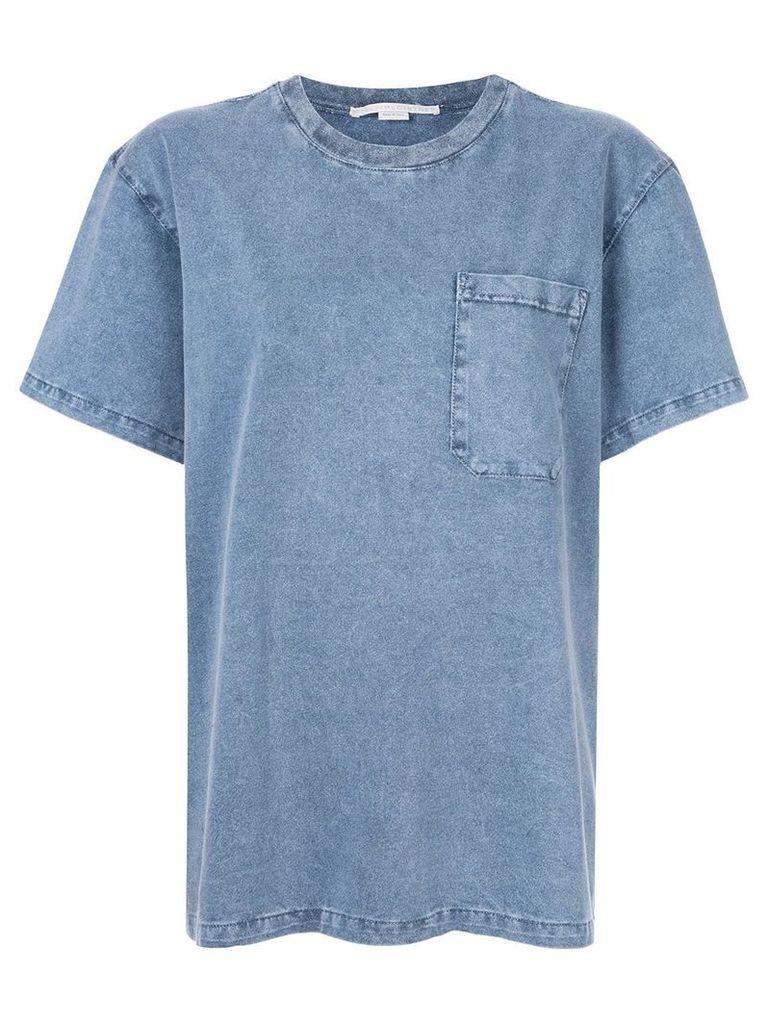 Stella McCartney jersey T-shirt - Blue