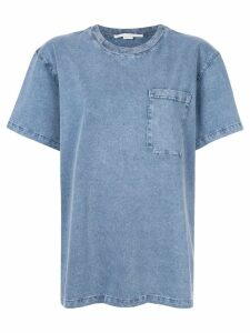 Stella McCartney jersey T-shirt - Blue