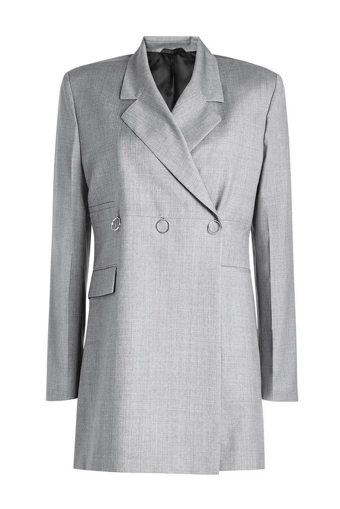 ALYX STUDIO Tailored Blazer in Virgin Wool