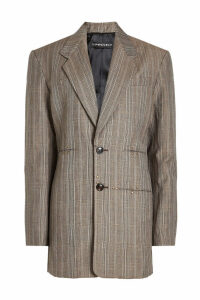 Y/Project Wool-Linen Blazer