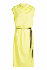 Marc Jacobs Draped Cowl Neck Dress