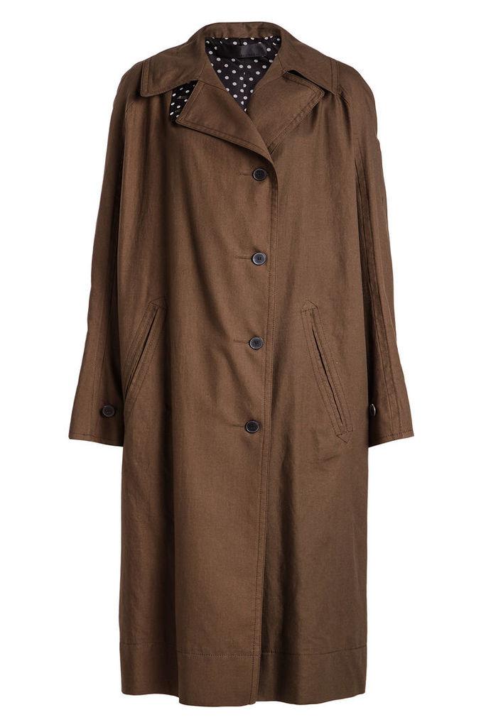 Haider Ackermann Cotton Coat