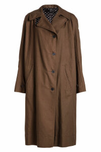 Haider Ackermann Cotton Coat