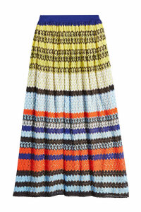 Missoni Knit Midi Skirt