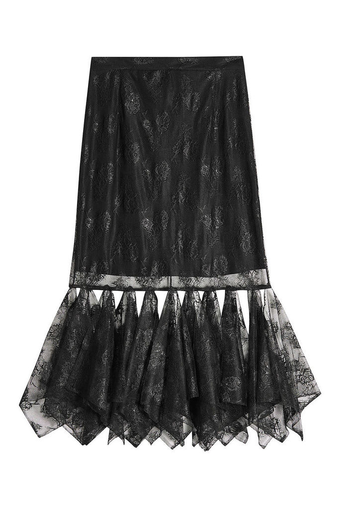 Christopher Kane Lace Skirt