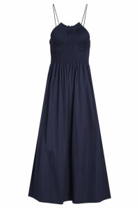 CALVIN KLEIN 205W39NYC Cotton Midi Dress