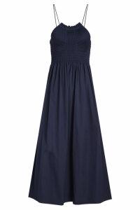 CALVIN KLEIN 205W39NYC Cotton Midi Dress