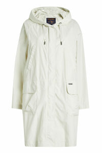 Woolrich Atlantic Parka with Cotton