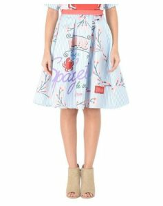LEO STUDIO DESIGN SKIRTS Knee length skirts Women on YOOX.COM