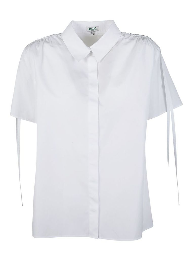 Kenzo Pointed Collar Shirt