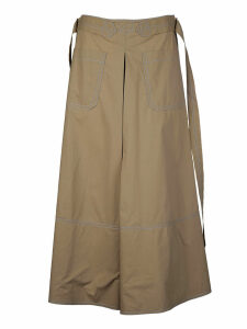 Marni Contrast Stitch Skirt