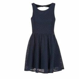 Only  LINE FAIRY  women's Dress in Blue