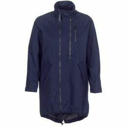 G-Star Raw  HYBRIDE ARCHIVE STRETT PARKA  women's Parka in Blue
