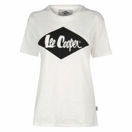 Lee Cooper Diamond T Shirt