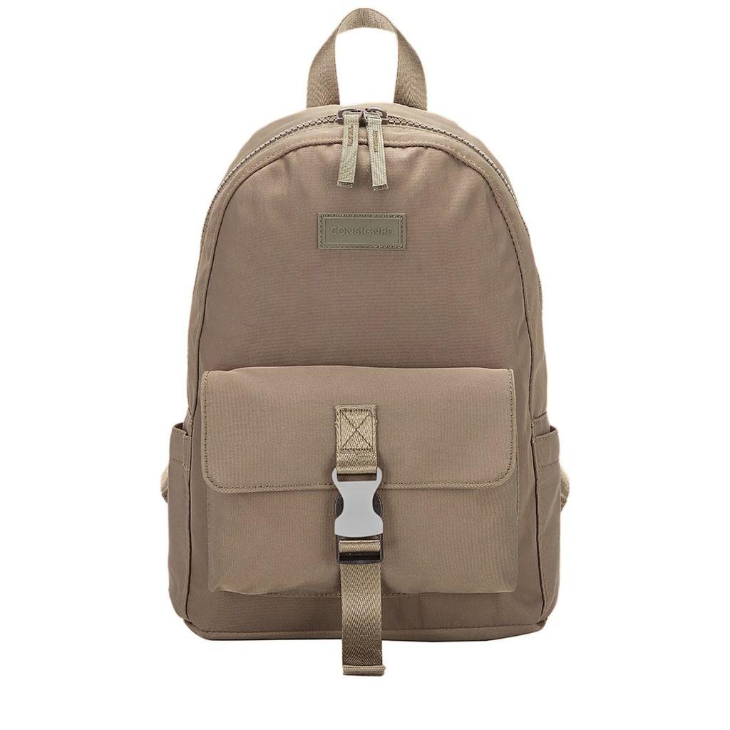 ALTIIR - Women's Neo-Classic Biker Jacket In Silver