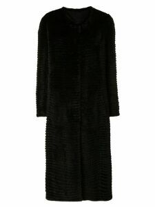 Liska long coat - Black
