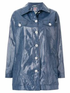Shrimps Fillippo coat - Blue