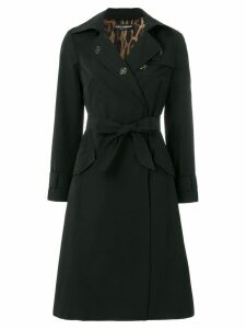 Dolce & Gabbana Sacred Heart trench coat - Black