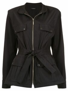 Olympiah Explora coat - Black