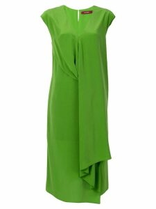 Sies Marjan draped dress - Green