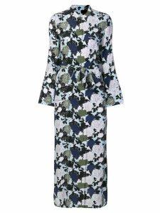 Equipment floral print shirt dress - Multicolour