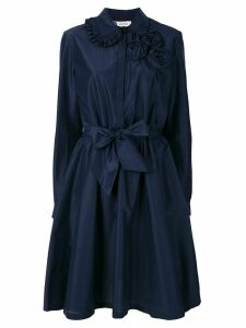 Lanvin belted shirt dress - Blue
