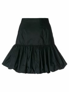 Stella McCartney gathered hem skirt - Black