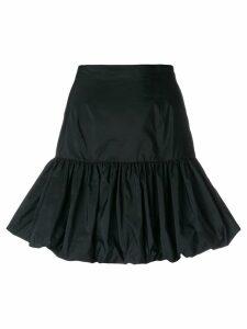 Stella McCartney gathered hem skirt - Black