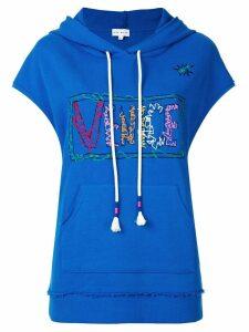 Mira Mikati Venice hoodie - Blue