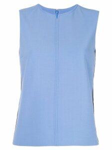 Victoria Victoria Beckham boxy top - Blue