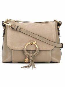 See By Chloé Joan crossbody bag - Grey